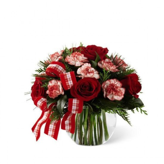 The FTD Winter Elegance Bouquet