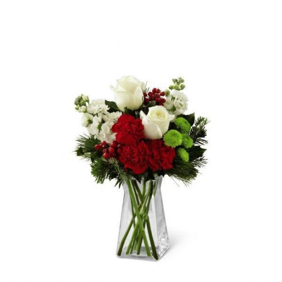 The FTD Christmas Peace Bouquet