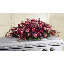 The Affection Casket Spray