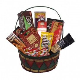 Sweet salty basket